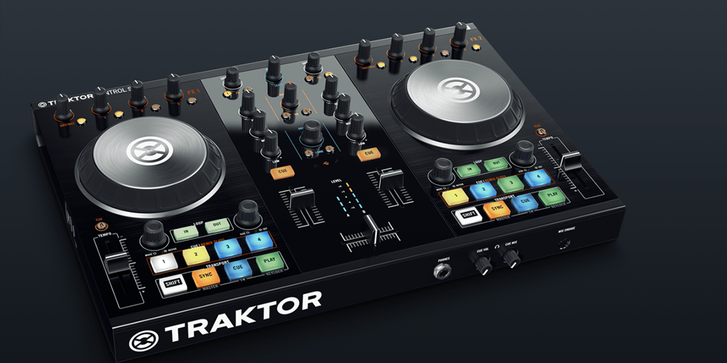 How to Mix With Your Traktor