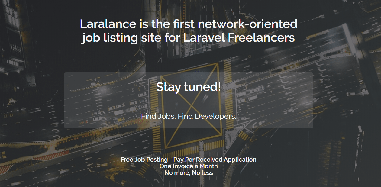 Being a Laravel Freelancer, Find Clients, Hire Developers