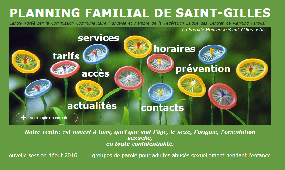 Planning Familial St Gilles